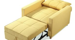 Small house design single seater Sofa Bed -in Living Room Sofas from