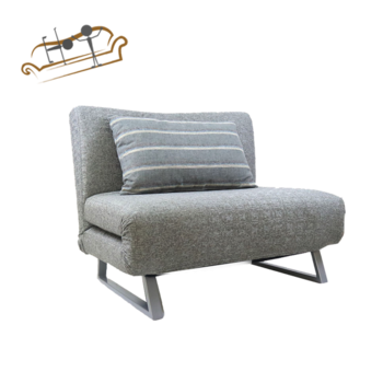 Huiyi Living Room Furniture Single Seat Sofa Bed/modern Sofa Bed