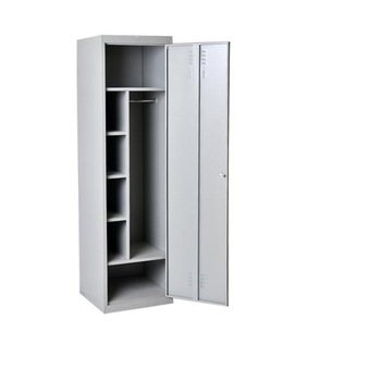 Steel Single Door Wardrobe Designs - Buy Steel Single Door Wardrobe