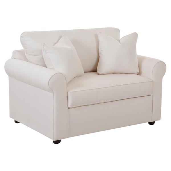 Klaussner Furniture Marco Convertible Chair & Reviews   Wayfair