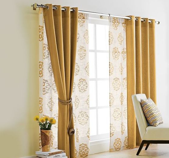 Curtains for Sliding Glass Doors Ideas on Your Living Room | My