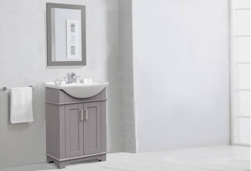 Small Bathroom Vanities that Take Back Your Space | Freshome.com