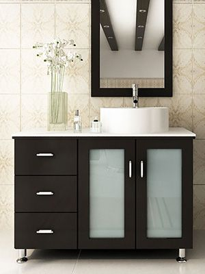 Small Bathroom Vanities and Single Sink Vanity