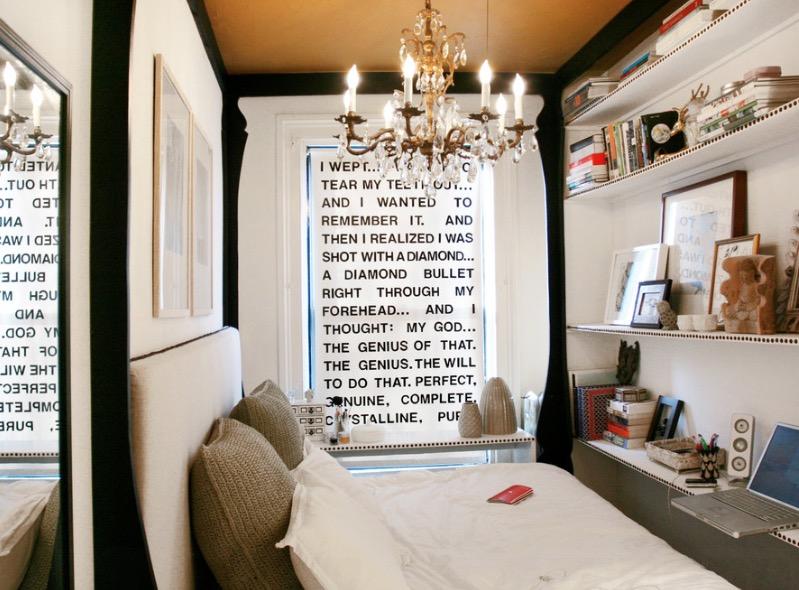 10 Stylish Small Bedroom Design Ideas   Freshome.com