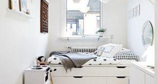 35 Brilliant Small Space Designs   Homie Places   Pinterest