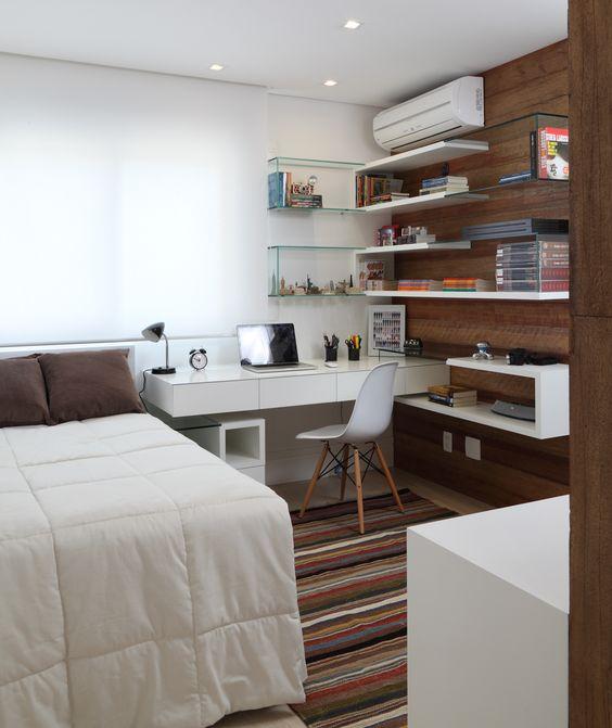 50 Nifty Small Bedroom Ideas and Designs u2014 RenoGuide - Australian