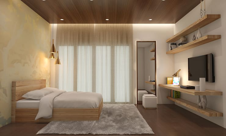 . 3 Tips for Small Bedroom Design   CareHomeDecor