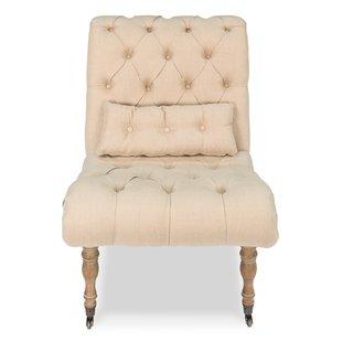 Small Boudoir Chairs | Wayfair