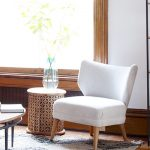 Buying tips for small chairs   for living room