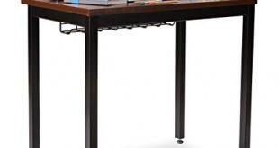 Amazon.com : Small Computer Desk for Home Office - 36