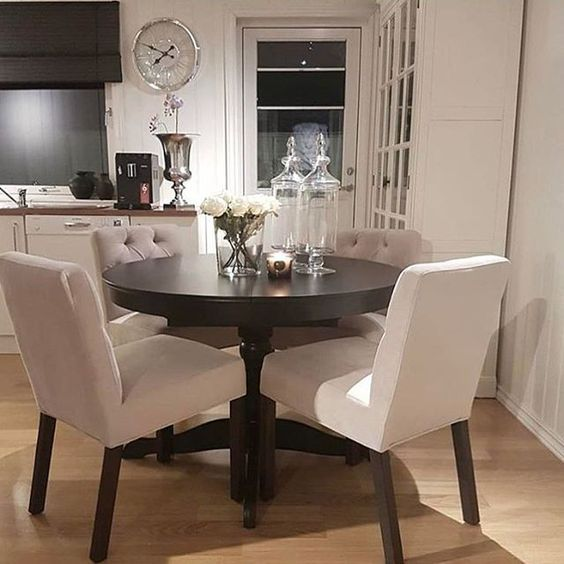 Small Dining Room Sets - Salongallery Dining Room