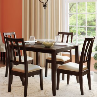 Trendy small dining room sets
