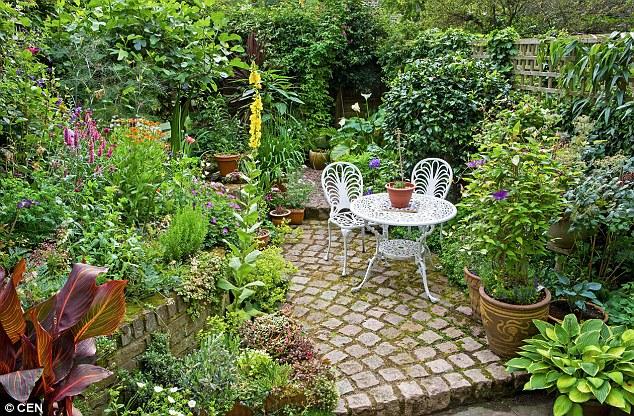 Small Garden Designs - Tavernierspa | Tavernierspa