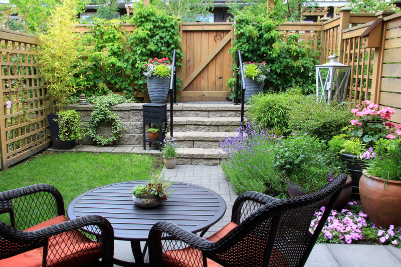 Make your garden seem bigger with 13 genius small garden ideas