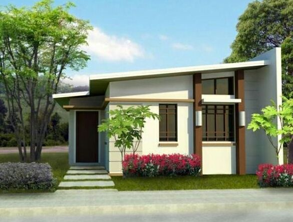 small modern homes | Modern small homes exterior designs ideas