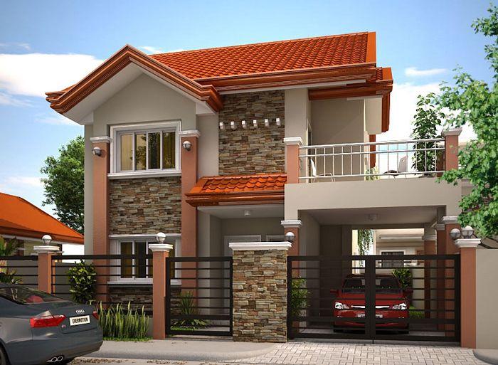 Modern House Design - MHD-2012004   Pinoy ePlans - Modern house