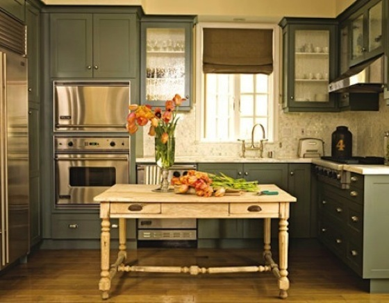 Small Kitchen Design - Bob Vila