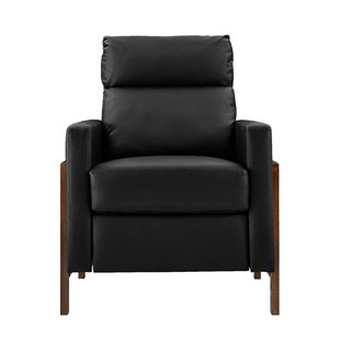 Modern & Contemporary Small Leather Recliners | AllModern
