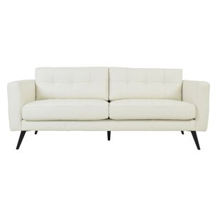 Leather Sofa For Small Space | Wayfair