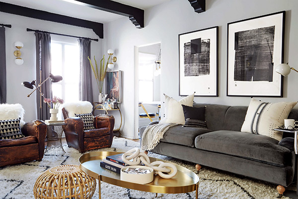 Small Living Room ideas – Utilize the space – CareHomeDecor