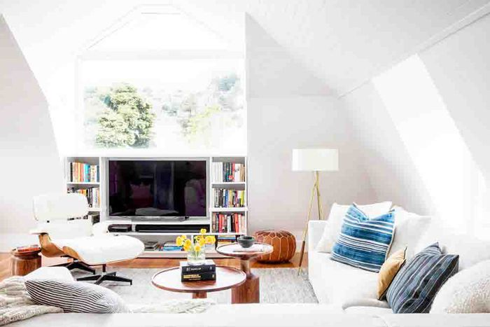 8 Genius Small Living Room Ideas to Make the Most Your Space | MyDomaine