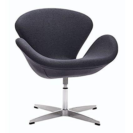 Amazon.com: Zuo 500310 Pori Occasional Chair Small, x Large, Medium