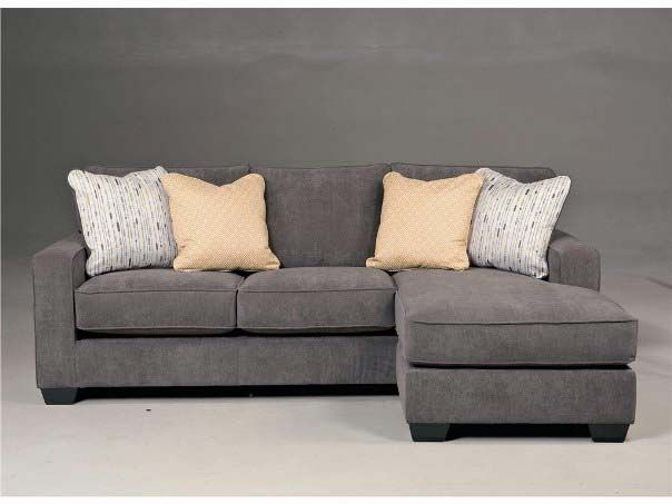 Ashley Furniture Gray Sectional Sofas for Small Spaces u2026 | Small