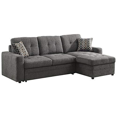 Small Sectional Sofa Sleeper: Amazon.com
