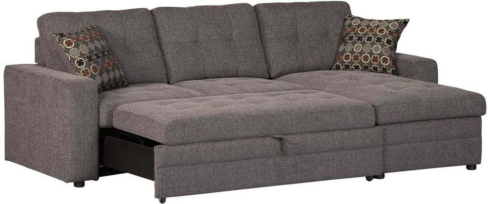 Small Sectional sofa Bed Interior & Exterior Doors Sleep Couches