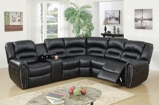 Small Sectional Reclining Sectionals You'll Love | Wayfair