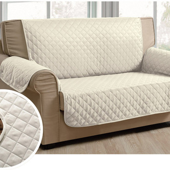 3 Seat Recliner Beautiful Hand Embroidery Sofa Cover - Buy Hand