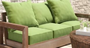 Brayden Studio Indoor/Outdoor Sofa Cushions & Reviews | Wayfair