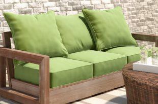 Brayden Studio Indoor/Outdoor Sofa Cushions & Reviews | Wayfair