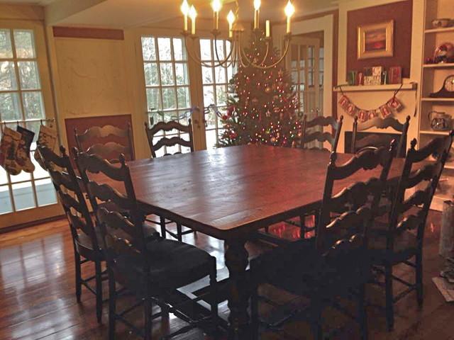 Square Dining Room Table - Thetastingroomnyc.com
