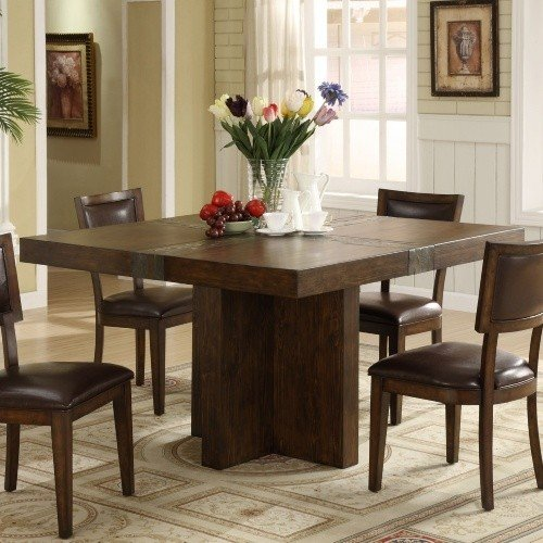 Square Dining Room Table Seats 8 - Ideas on Foter