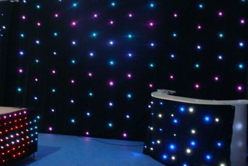 RGB LED Star Curtain at Rs 80 /square feet | Light Emitting Diode