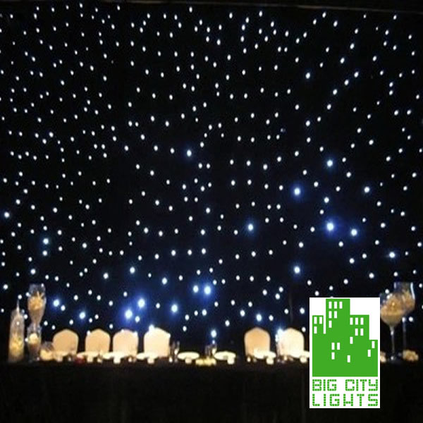 Get a new look in your   bathroom with star curtain