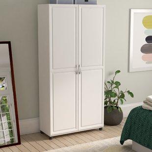 Tall Storage Cabinet | Wayfair