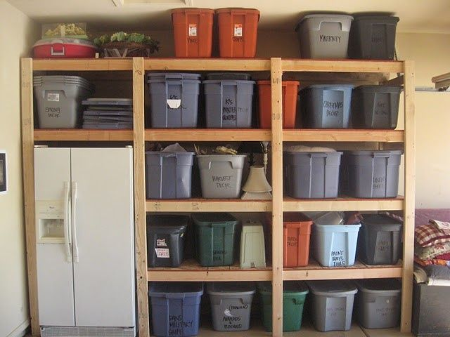 Clever Organizing Solutions for Your Home   DIY and crafts