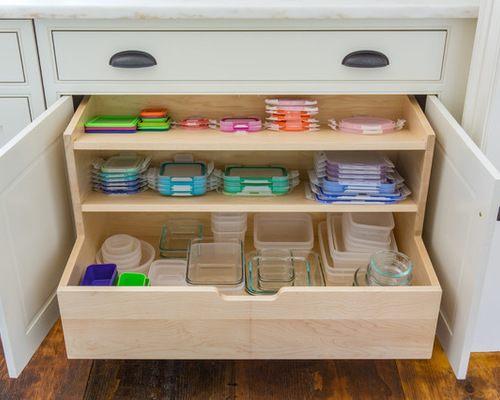 FreshDirect   Houzz's Favorite Kitchen Storage Ideas