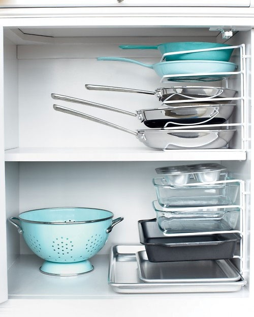 50 Brilliant, Easy & Cheap Storage Ideas (lots of tips and tricks)