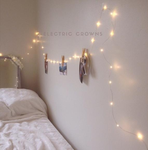Night Light Fairy Lights Bedroom Home Decor Living Room | Etsy