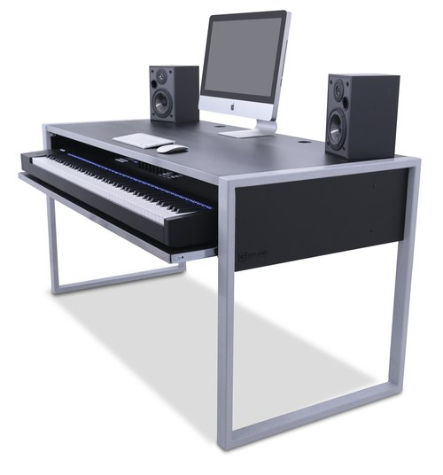 Hybrid Steel Studio Desk