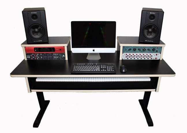 AZ-B Keyboard Studio Desk