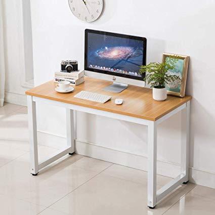 Amazon.com: Writing Table/Modern Computer Desk/Children Study Desk