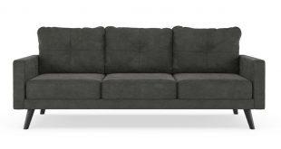 Corrigan Studio Covin Micro Suede Sofa | Wayfair