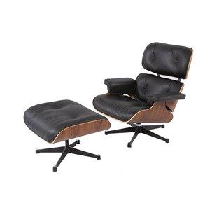 Swivel Chair Ottoman | Wayfair