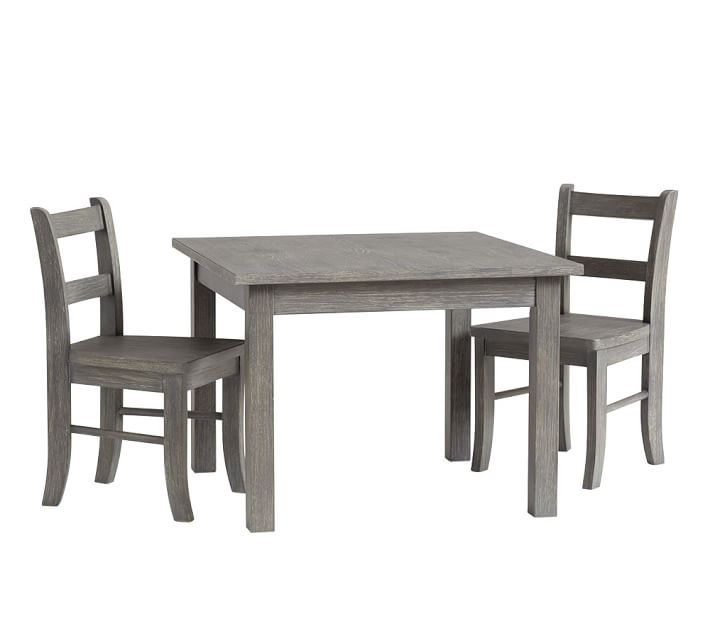 My First Table & Chairs   Pottery Barn Kids