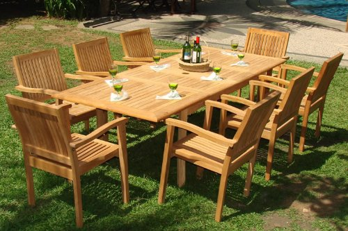 Buying Tips for Choosing the Best Teak Patio Furniture - Teak Patio