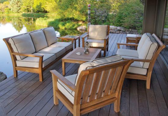 Things to be Aware of When Buying Teak Patio Furniture - CK Vango